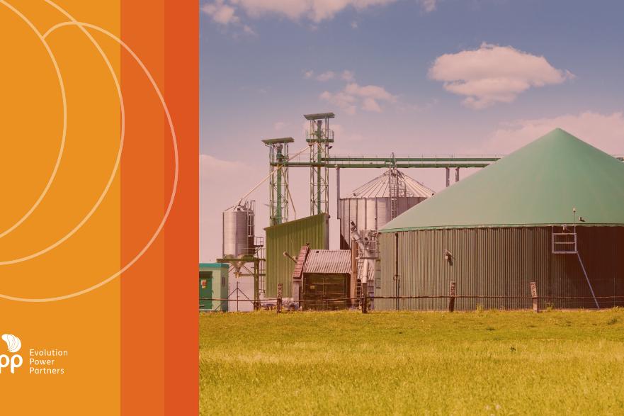 Produção de hidrogênio a partir do biogás